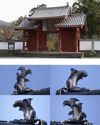 総門(国指定・重要文化財)