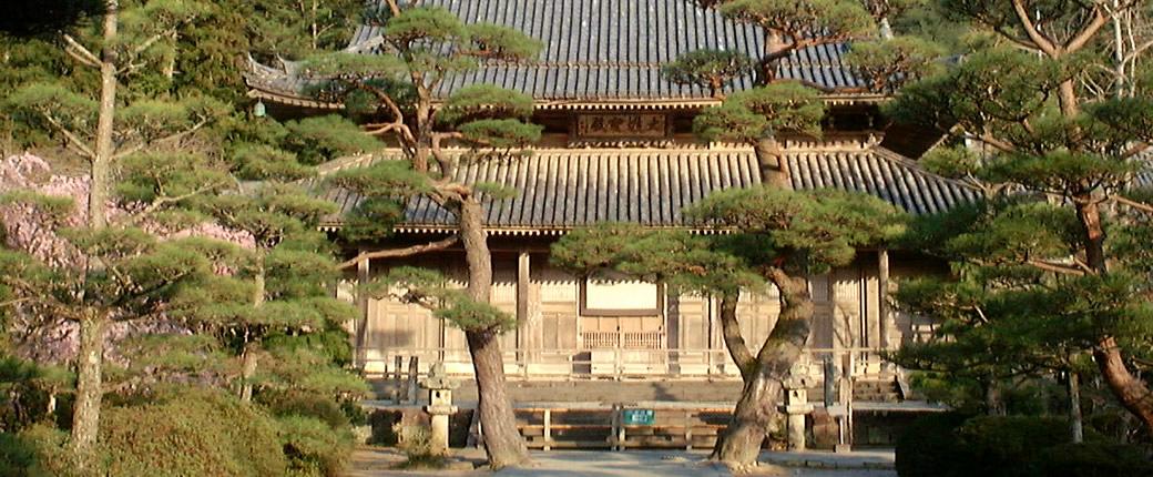 大雄宝殿(国指定・重要文化財)